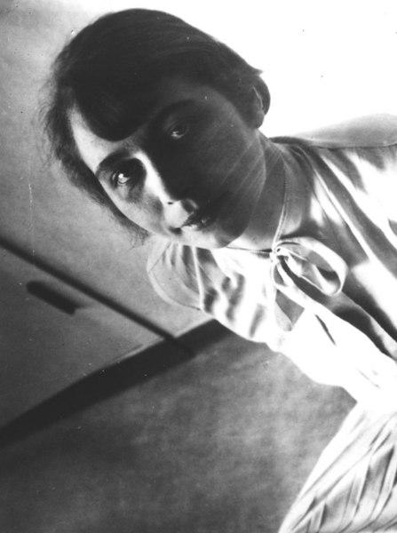 Portrait Gunta Stölzl, 1927