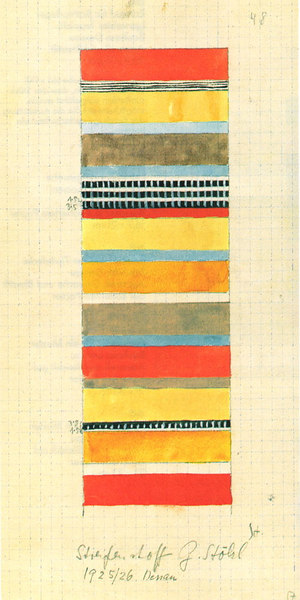 Design for Striped Fabric