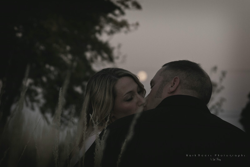 Happy moments. Wonderful couple.