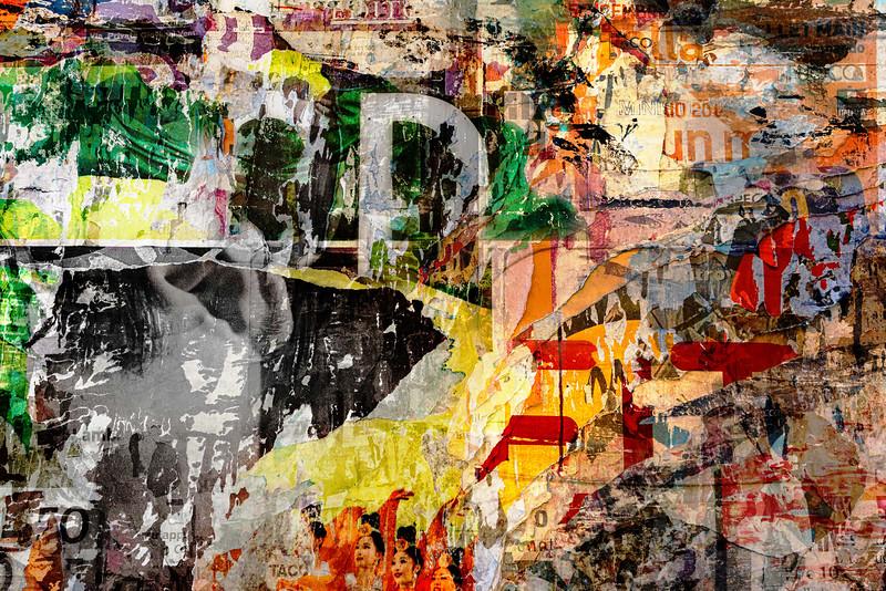 O.D. 2019 |  size 195 x 130 cm