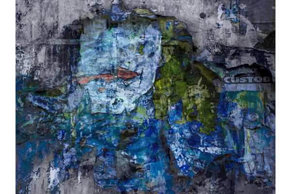 Mother's Kiss, 2019 | size 173 x 130 cm