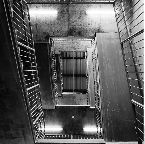 Stairwell spiral 2