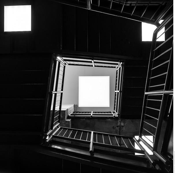 Stairwell spiral 1