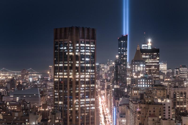 2017 Tribute in Light (101 Park Avenue) (v 2.0)