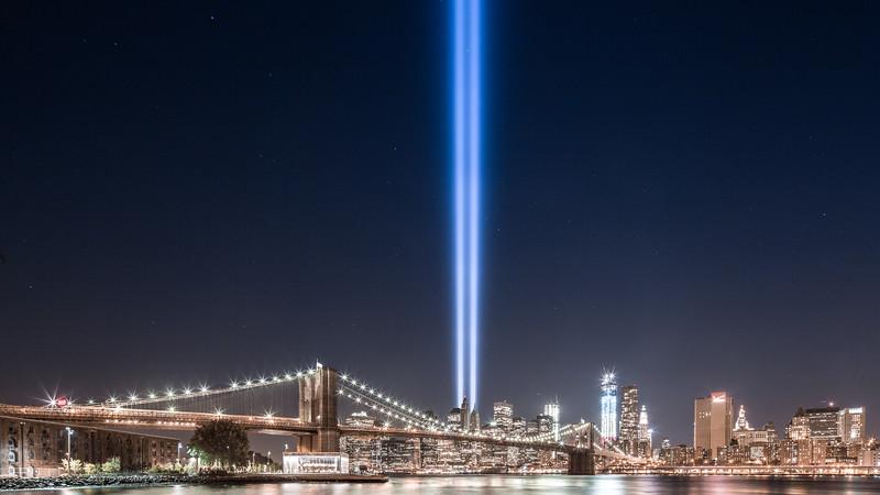 2012 Tribute in Light