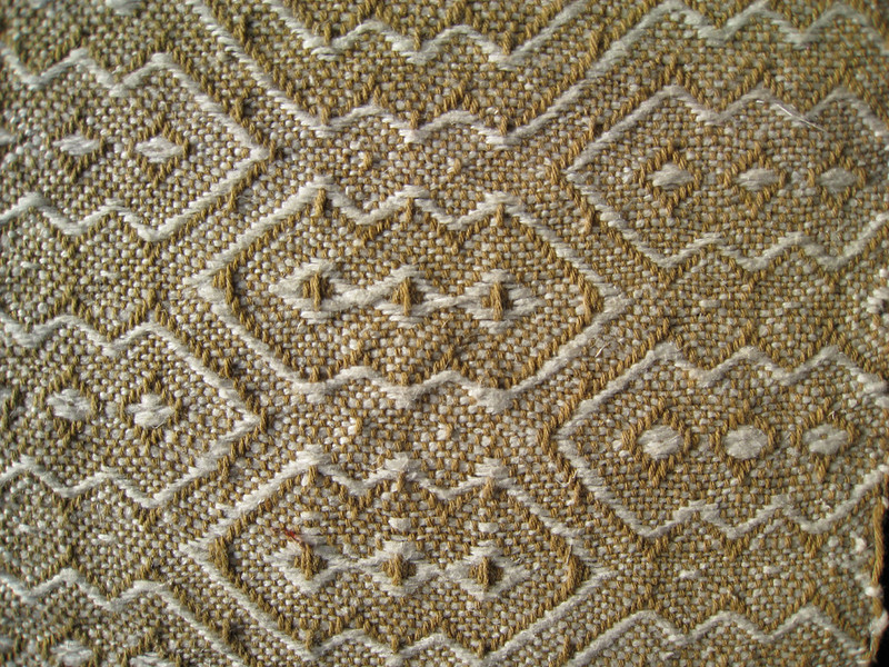 Furnishing Fabric - Detail