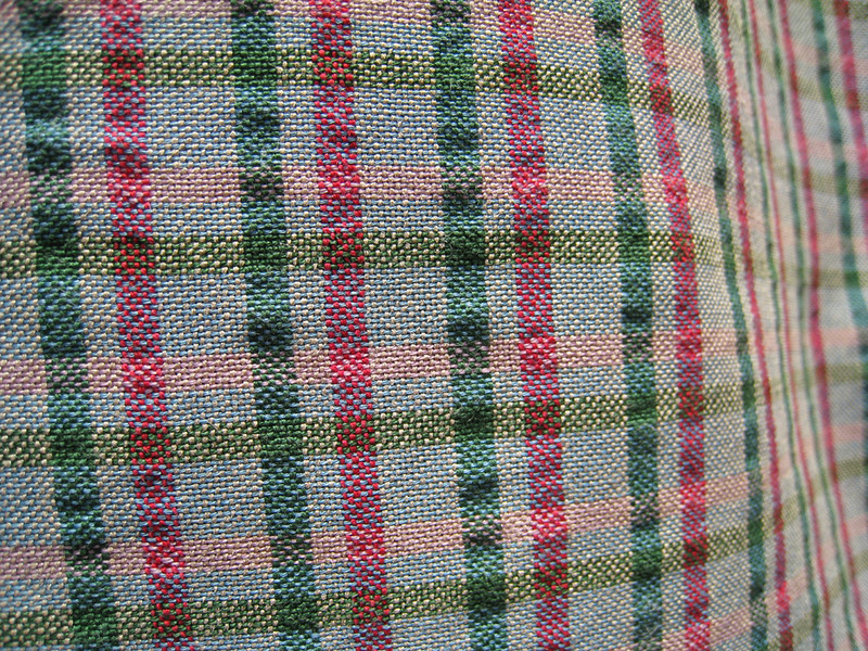 Fabric for Covering Duvets - Detail