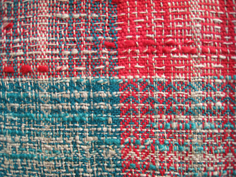 Curtain or Fashion Fabric - Detail