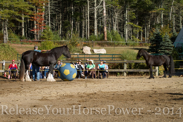 2014/09/27 Release Your HorsePower Workshop