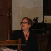 Jane Skreslet, Canadien, translator on Friday night
