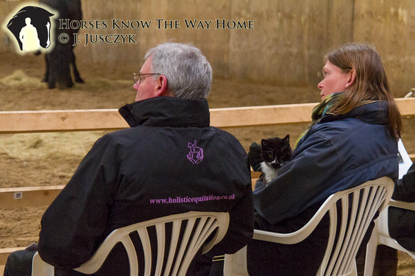 March 21st 2012, Holistic Equitation, England