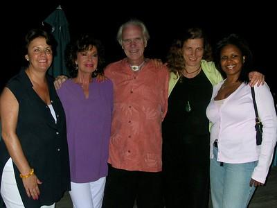 Luli, Louise, Garret, Siglinde, Cathy