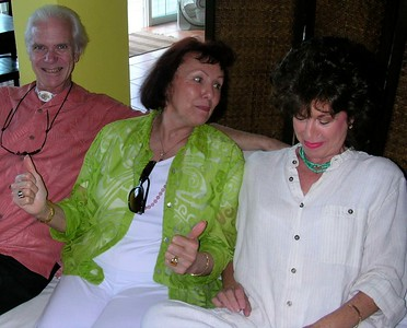 Garret, Norma, and Louise