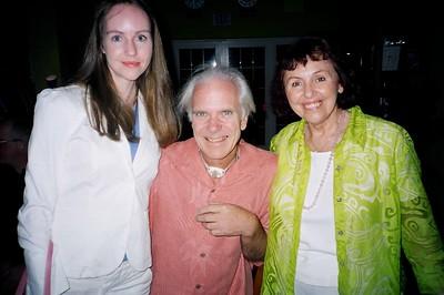 Meghan, Garret, and Norma