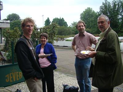 Joep, Lyn, Gerrit, Will
