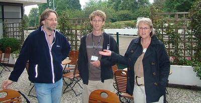 Gerrit, Joep, Willemina