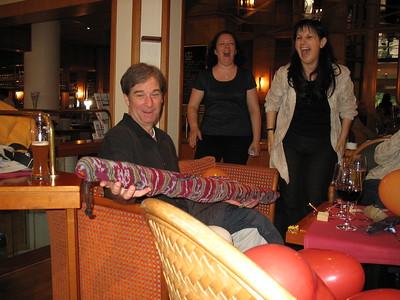 Geoff's didgeridoo
