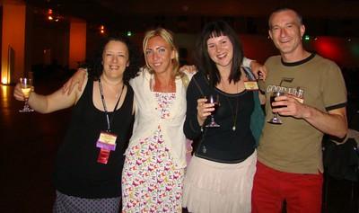 Jean, Jessy, Amity & Karel