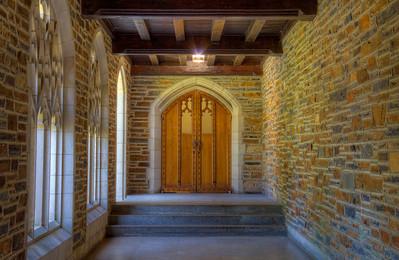 Bill Bower Doors at Duke