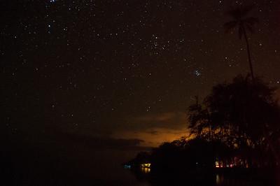 Brenda Hiscott-Stars over Molokai 1