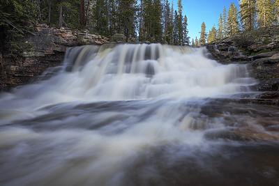 Provo River Falls I