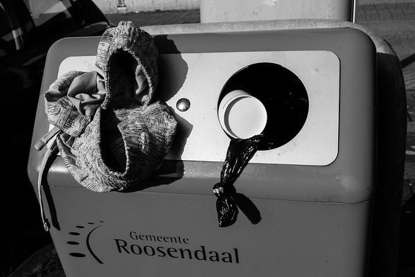 Fotograaf: Kiki. Thema: Roosendaal negatief.