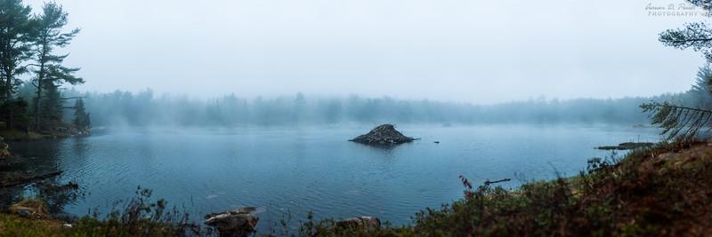 Beaver Pond by Eagle Lake