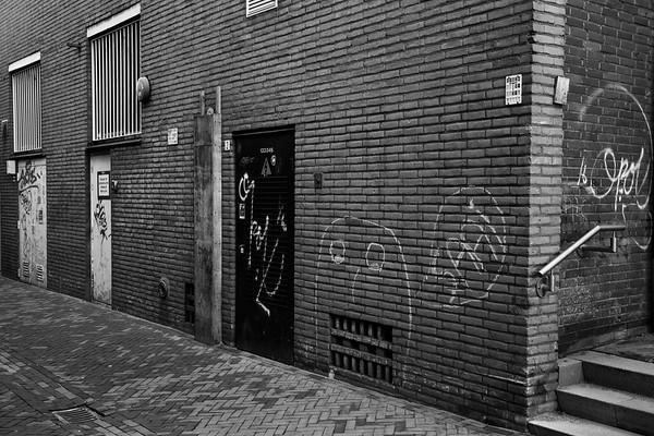 Fotograaf: Inge. Thema: Roosendaal negatief.