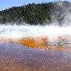 Grand Prismatic Spring Pano