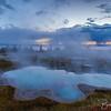 Dawn at West Thumb Geyser Basin 1