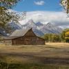 Moulton Barn - Mormon Row
