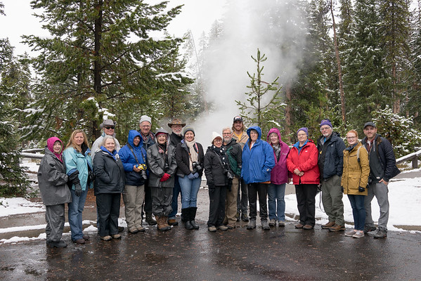 September 16-22, 2017 Advanced Photography in Grand Teton and Yellowstone National Parks #4531