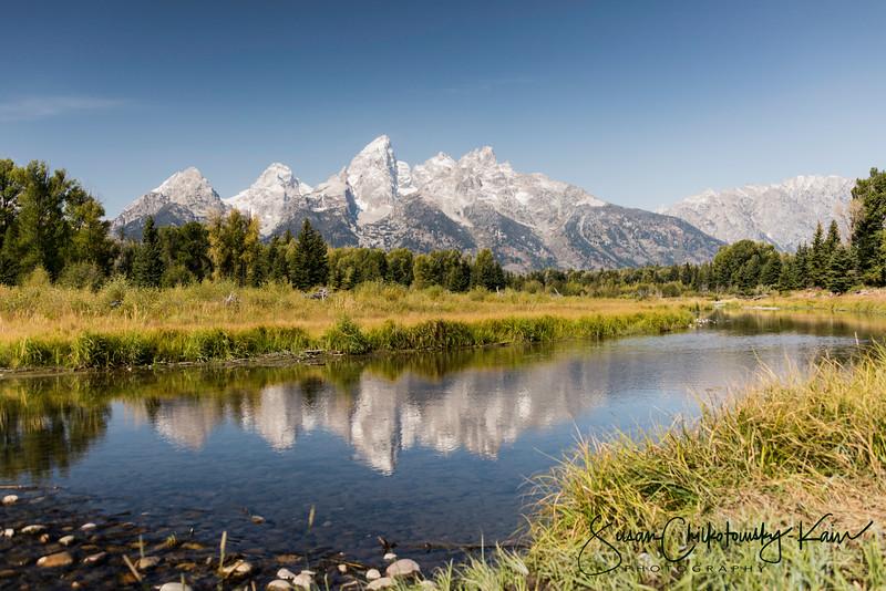 Grand Teton Reflection