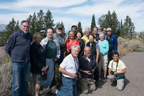 September 9-15, 2018 Advanced Photography in Grand Teton and Yellowstone National Parks #4531