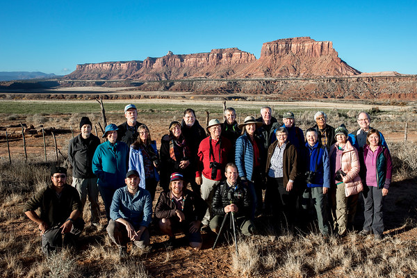 Oct. 29 - Nov 3, 2017 Advanced Photography in Arches and Canyonlands #6150