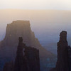 Thru Mesa Arch after Sunrise