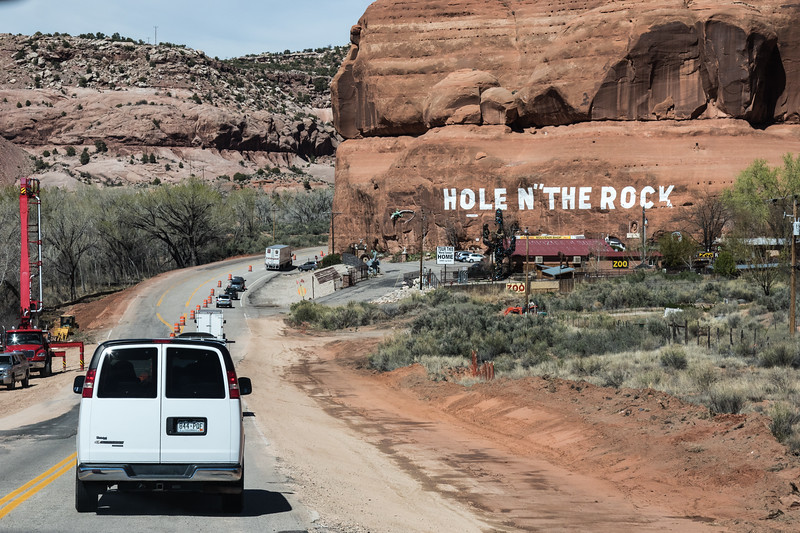 """Hole N"""" The Rock"""