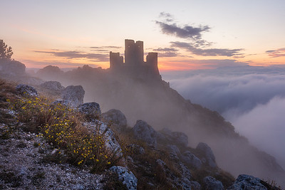 A new day at the old Castle