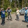 Lewis Lake Picnic Stop