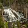 Gibbon Falls - Yellowstone