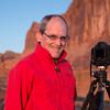 Bob at La Sal Viewpoint, Arches National Park
