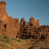 Tea kettle at Fisher Towers