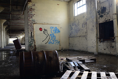 Dixie Cup Factory--Easton, PA