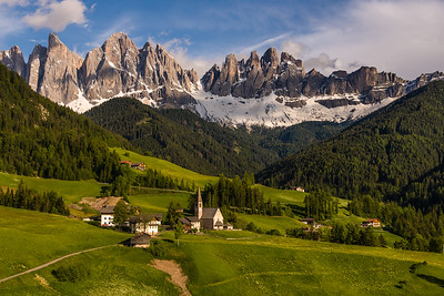 This photo was shot during the Dolomites West June 2014 photo workshop.