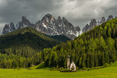 This photo was shot during the Dolomites West June 2013 photo workshop.