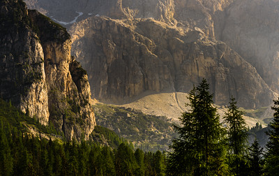 This photo was shot during  the Dolomites June 2015 photo workshop.