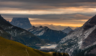 This photo was shot before the Phase One Dolomites photo workshop September 2013.