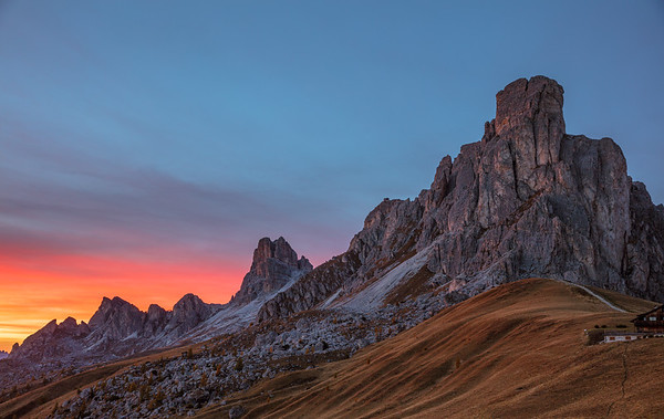 This photo was shot during the Dolomites October 2017 photo workshop. See workshops here https://www.hanskrusephotography.com/Hans-Kruse-Photo-Workshops/Workshops