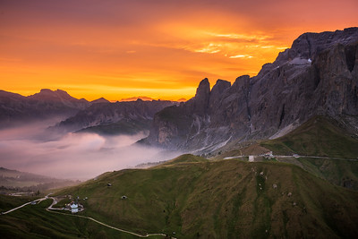 This photo was shot during the Dolomites June 2017 photo workshop. . Find info about workshops here http://www.hanskrusephotography.com/Hans-Kruse-Photo-Workshops