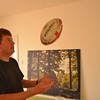 man catches a ball to illustrate motion blur